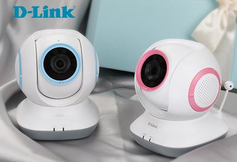 D-Link DCS-855L 媽咪愛 高畫質寶寶用無線網路攝影機