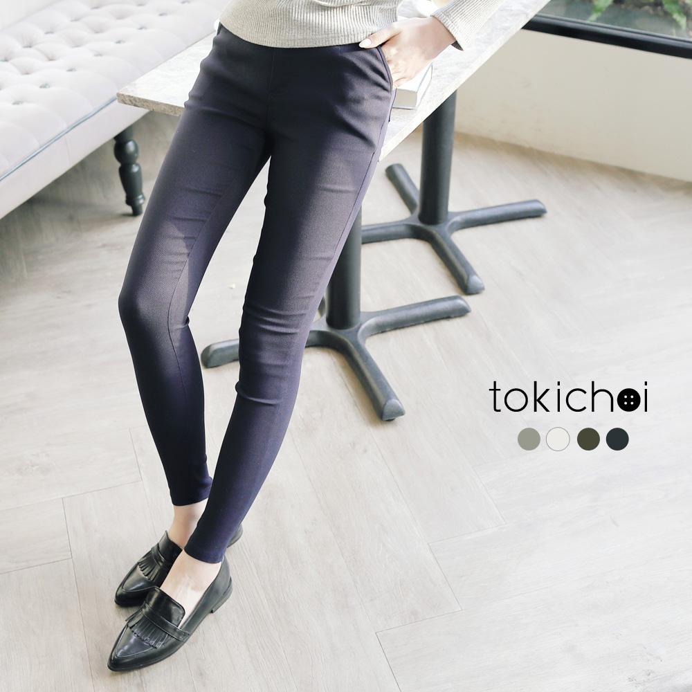 東京著衣 多層次口袋實穿長褲-S.M.L(共四色)