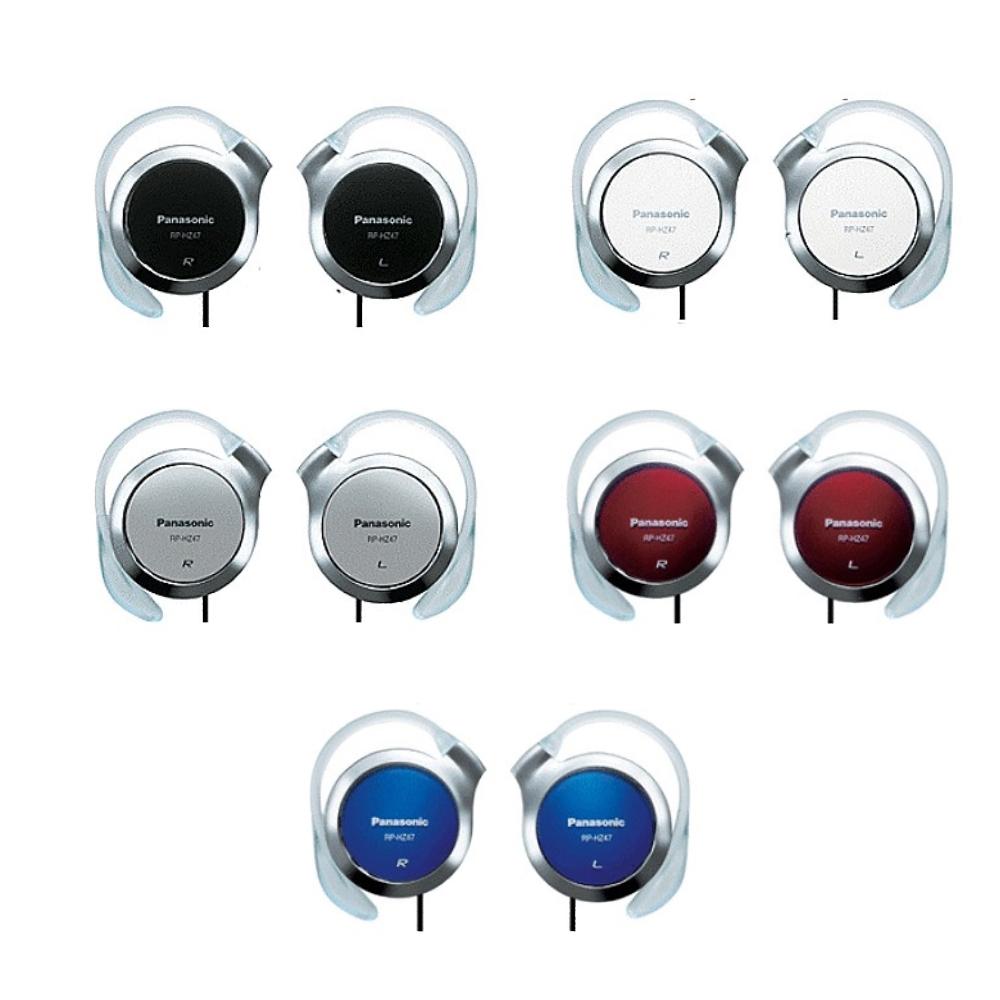 Panasonic超薄型耳掛式耳機(RP-HZ47)