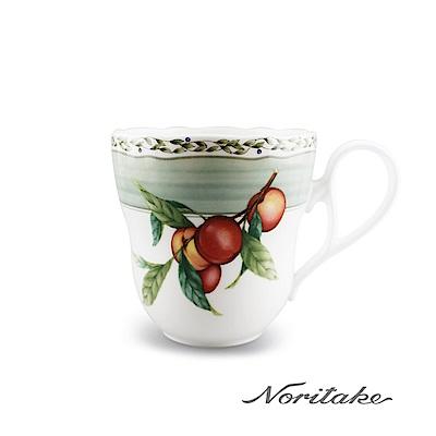 Noritake 果園馬克杯-綠