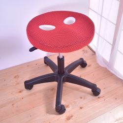 凱堡 圓型釋壓椅 /氣壓椅/工作椅/美容椅