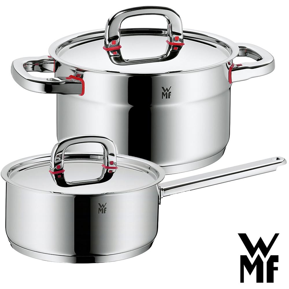 德國WMF Premium One高身湯鍋20cm單手鍋20cm