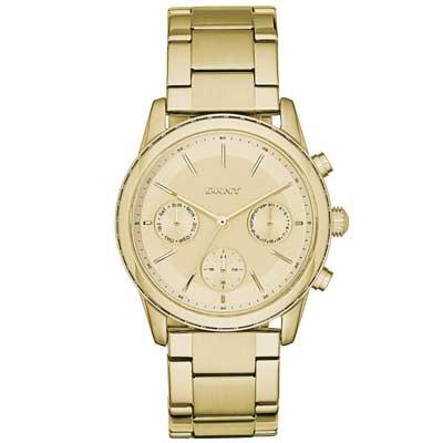 DKNY  呢喃承諾三眼都會腕錶-NY2330/38mm