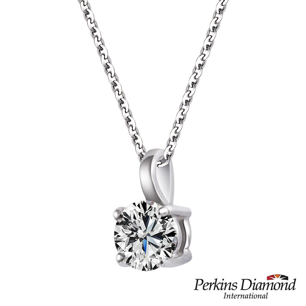 PERKINS 伯金仕 Classic系列 0.30克拉鑽石項鍊