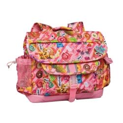 美國Bixbee - 彩印系列粉粉甜想中童輕量舒壓背書包