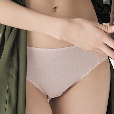 華歌爾 I-earth 環保咖啡紗 M-LL中低腰三角褲 (膚)親膚透氣-抑菌消臭