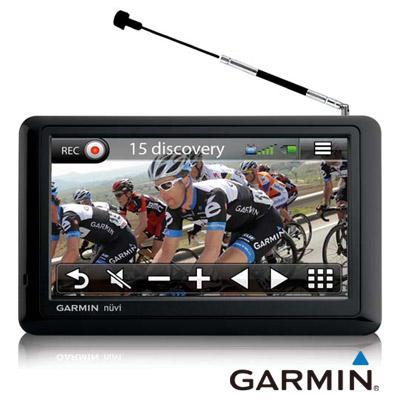 GARMIN nuvi2585T 5吋數位電視即時路況GPS衛星導航