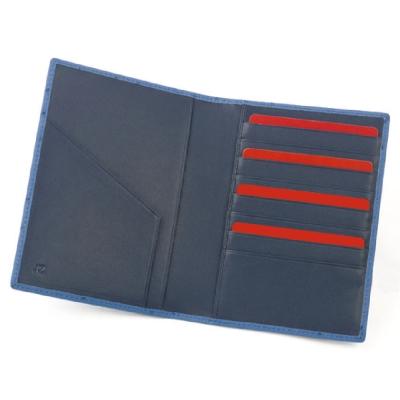 Majacase-客製化手工皮件 護照夾 信用卡夾 卡片夾 證件夾 多卡層 牛皮 訂製款