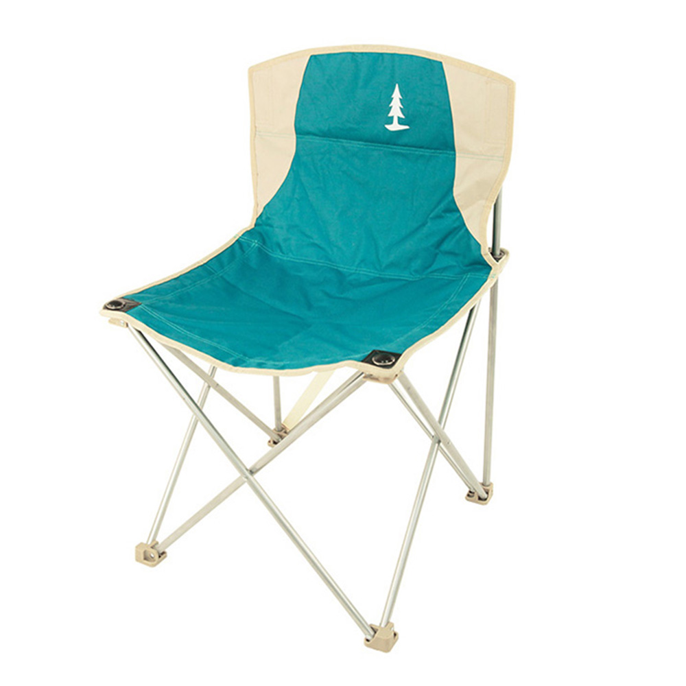 PINUS 戶外休閒椅 折疊椅 海藍 P15730 │ 收納 │露營│ 登山