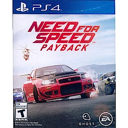 極速快感:血債血償 Need for Speed: Payback -PS4中英文美版