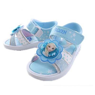 冰雪奇緣女童閃燈涼鞋 sa64136