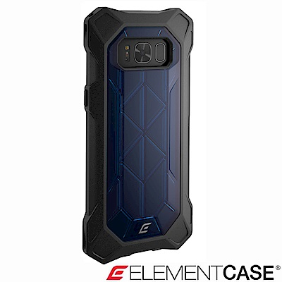 美國Element Case Samsung Galaxy S8 REV 防摔保護殼-藍