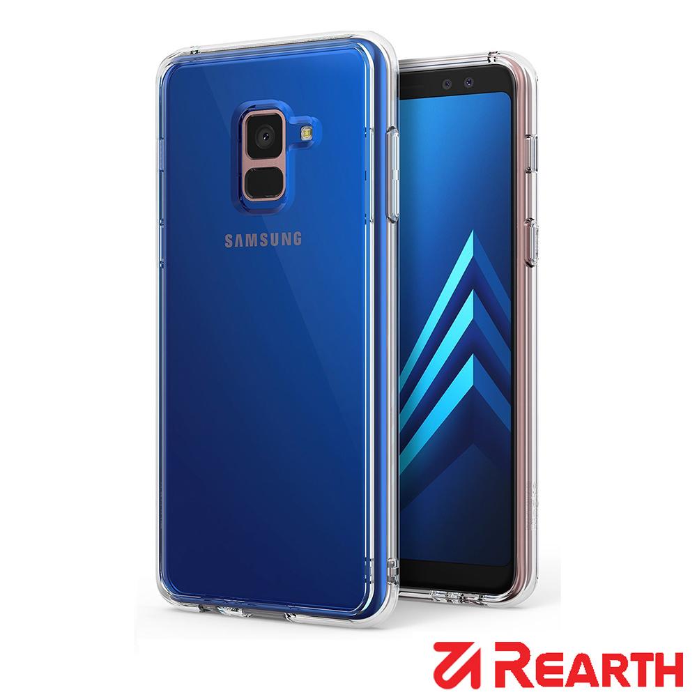 Rearth 三星 Galaxy A8 Plus 2018 高質感保護殼