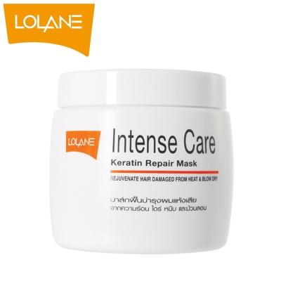 LOLANE蘿瀾 高效修護角蛋白髮膜-吹整及熱損傷髮質(200g)