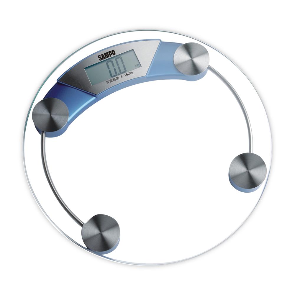 SAMPO聲寶大螢幕自動電子體重計 BF-L1104ML(快速到貨)