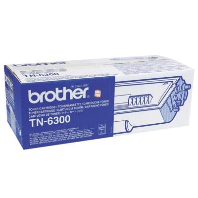 【福利品】Brother TN-6300 黑色原廠雷射碳粉匣