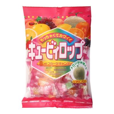 Bourbon北日本 8種水果糖(112g)