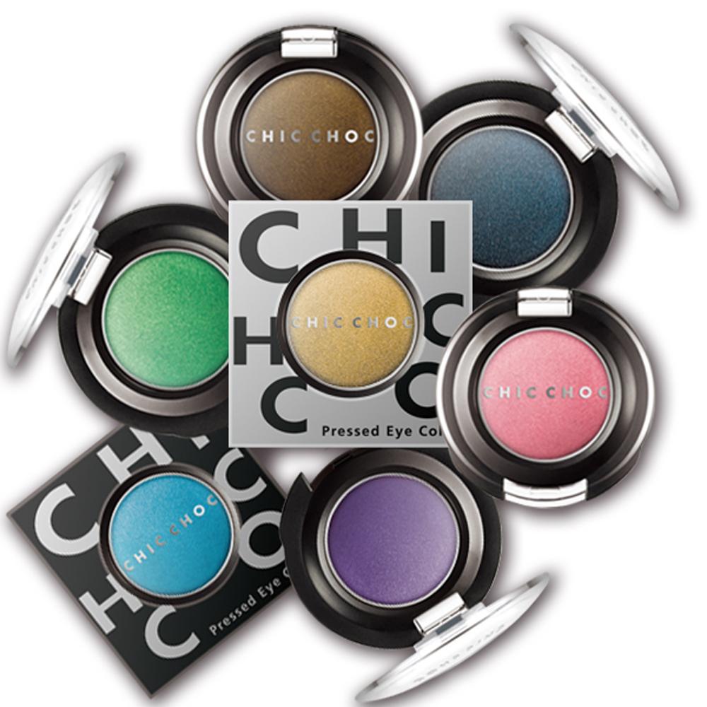 CHIC CHOC 經典魔法眼盒 2.2g (共16色)