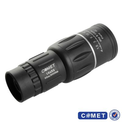 【COMET】酷炫黑16x52單筒望遠鏡(16*52)