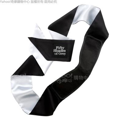 Fifty Shades Of Grey 格雷的五十道陰影  豪華綁縛式遮光眼罩
