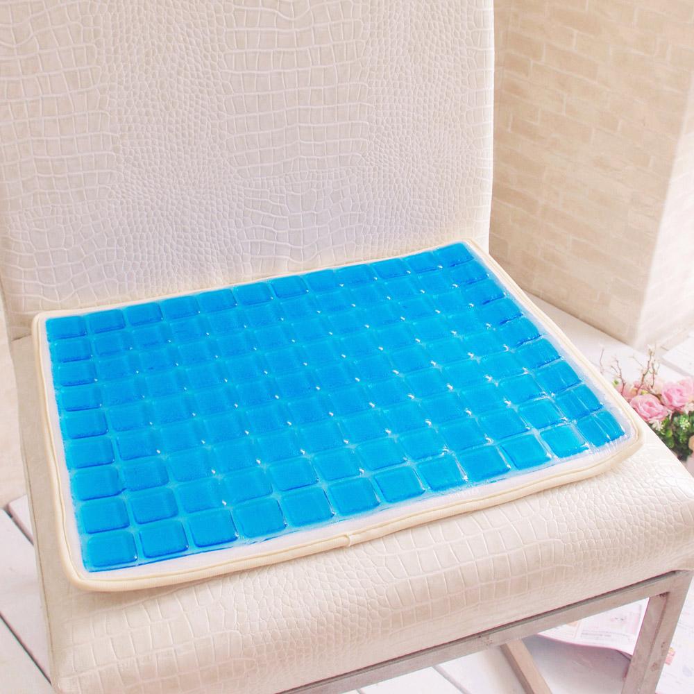 果凍冷凝膠冰涼墊/枕墊/冷暖兩用(二入)