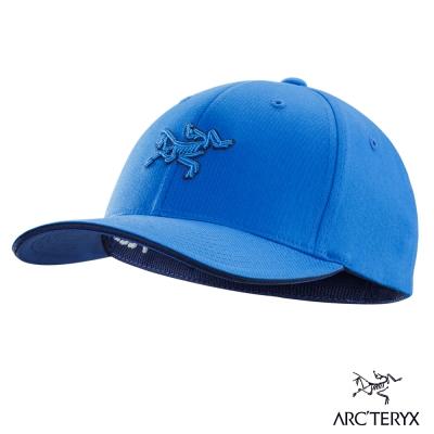 Arcteryx 始祖鳥 24系列 Logo 棒球帽 藍