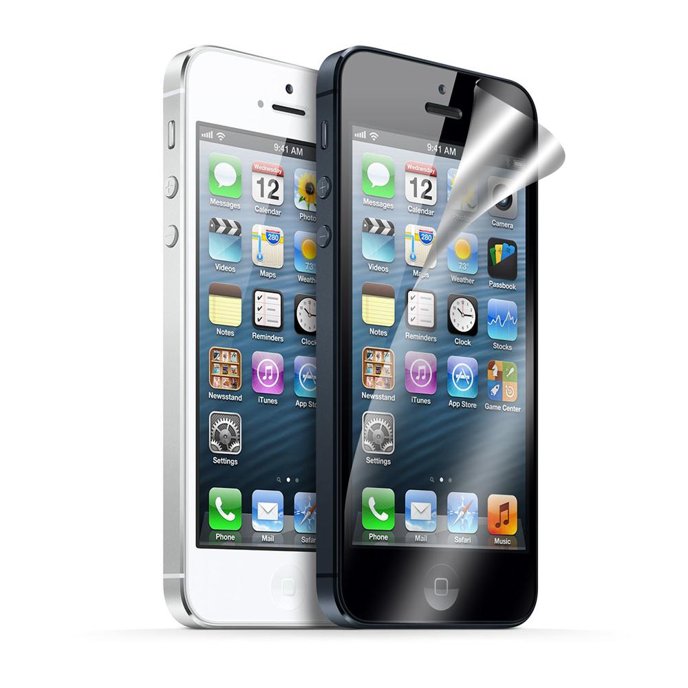 SHIELD Case 蘋果iPhone5/5S/SE 專用頂級螢幕保護貼(每組2片裝)