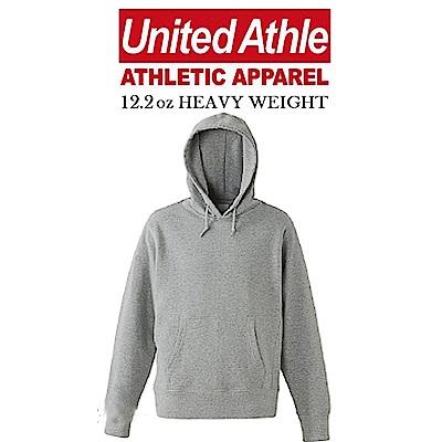 日本United Athle素面連帽T 10.0oz重磅磨毛 亞規 情侶UA