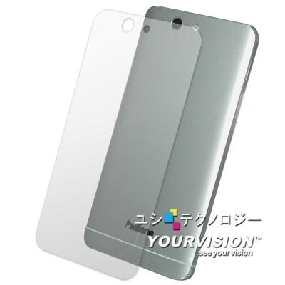 ASUS PadFone Infinity A86 (手機) 超透超顯影機身背膜(2入)
