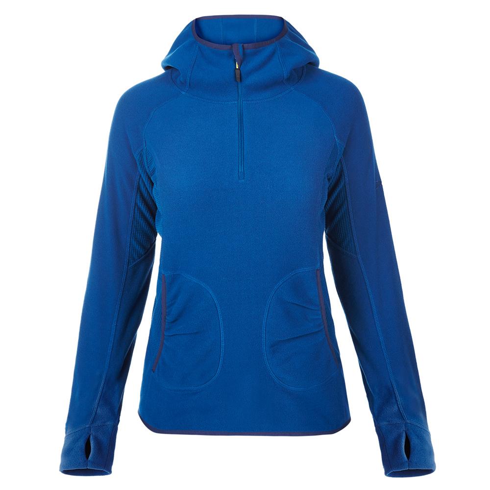 【Berghaus 貝豪斯】女款PRISM刷毛保暖 IA外套H22F26大海藍