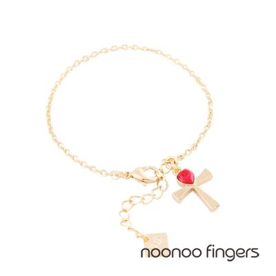 Noonoo-Fingers-Ankh-Bracelet-埃及安卡生命之符-手鍊