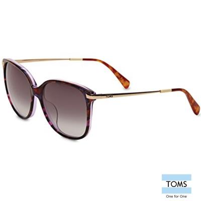 TOMS SANDELA201  典雅時尚淑女搭配款 太陽眼鏡-女款 (10003465)
