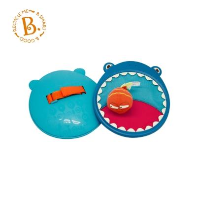 美國【B.Toys】蟲蟲捕手-鯊魚小隊