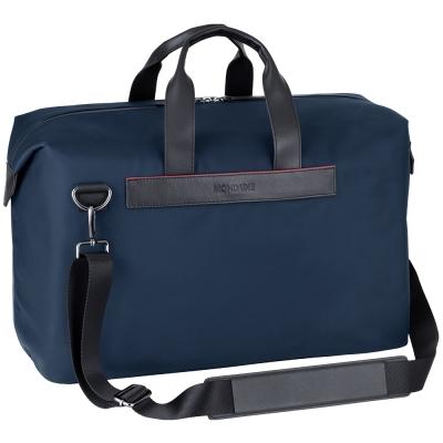 MONDAINE 瑞士國鐵Urban旅行袋-藍