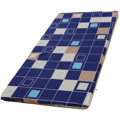 依文絲Aeneas 彩紋風格日式碳化便利床墊-單人3.5x6尺2