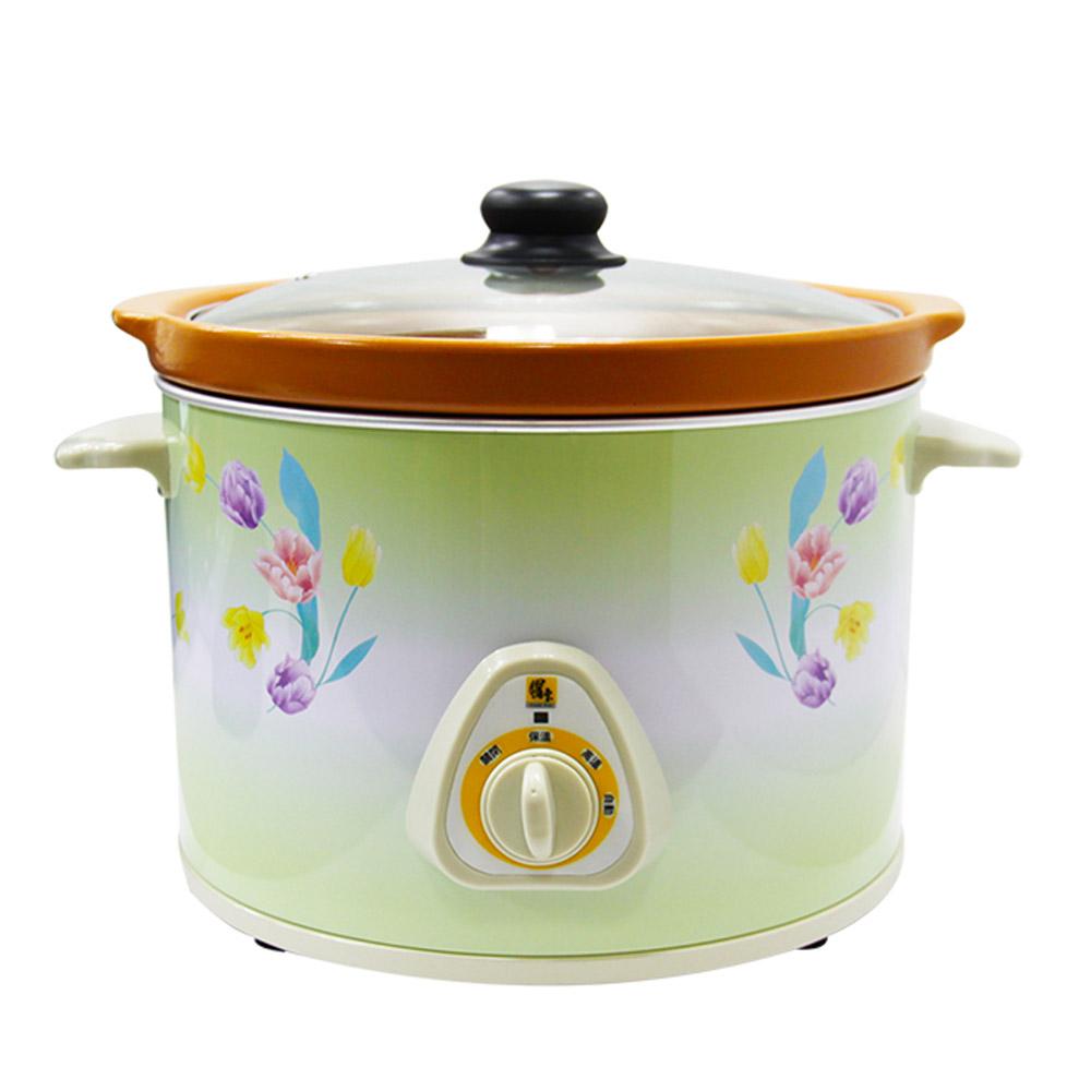 鍋寶5公升陶瓷養生燉煮鍋EK-5016