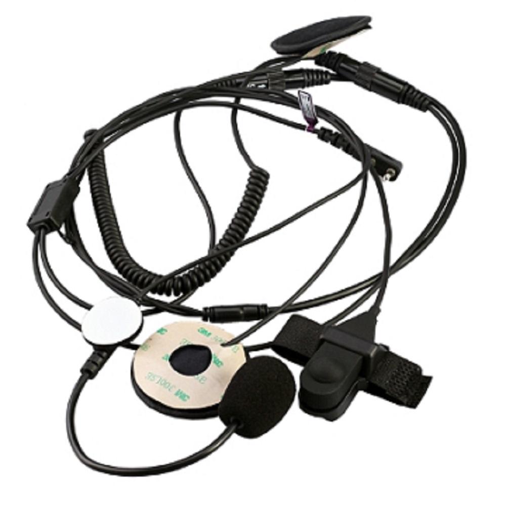 對講機摩托車耳機 一般雙孔對講機通用 寶峰888s/uv5r