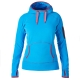 【Berghaus貝豪斯】女款FONT 連帽刷毛保暖 上衣H51FC5-藍 product thumbnail 1