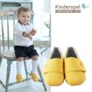 Kinderspel 輕柔細緻‧棉花糖休閒學步鞋(向日葵勇士)