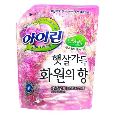 【韓國AK】環保衣物柔軟精(浪漫花香) 2100ml