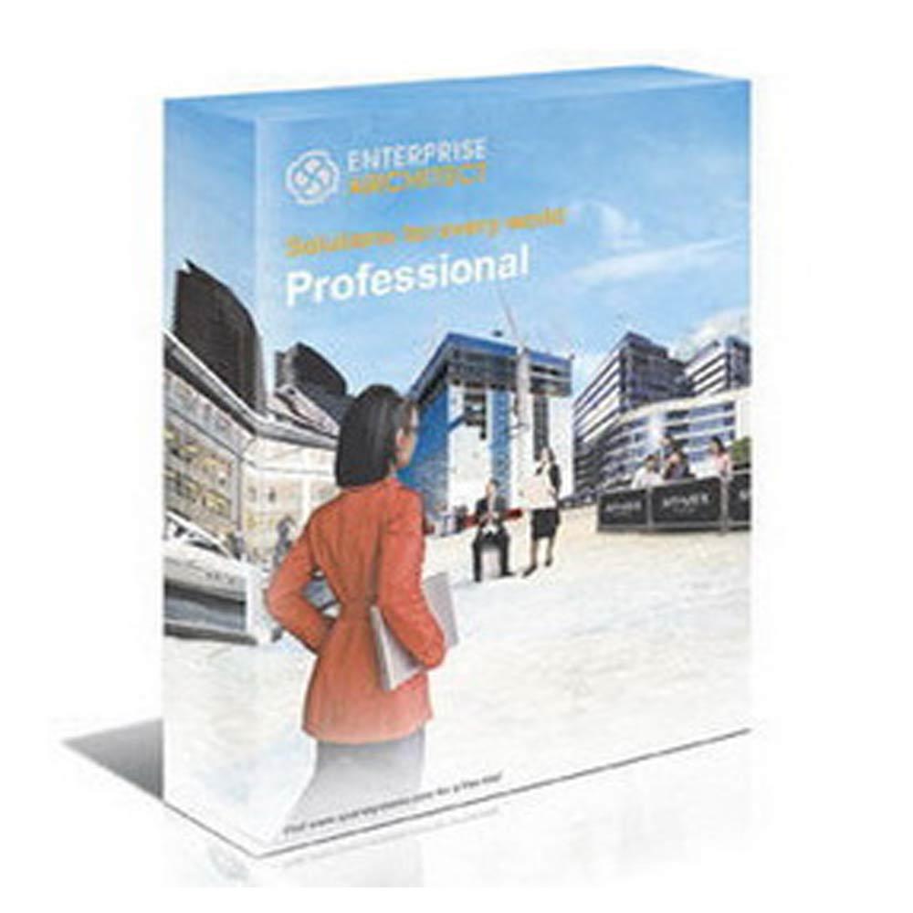 Enterprise Architect-Professional 專業版(單機下載版)