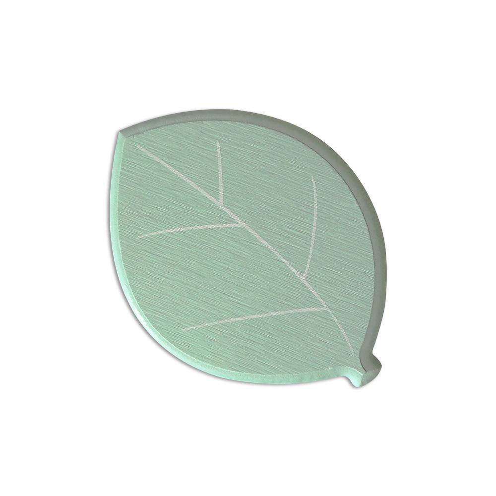 巧巧 珪藻土超吸水杯墊-葉子型 product image 1