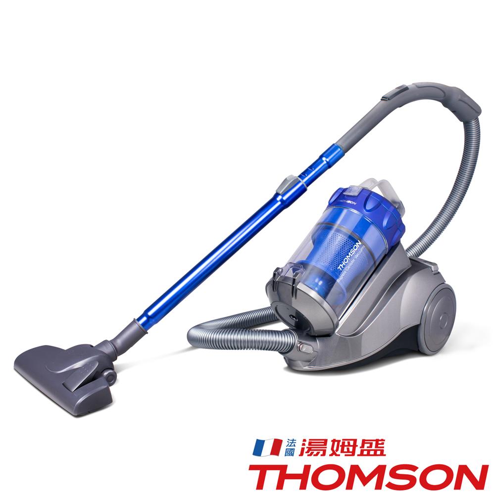THOMSON湯姆盛 免紙袋吸力永不衰減吸塵器 SA-V01