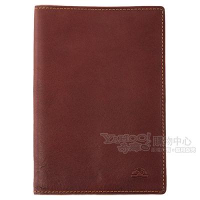 TONY PEROTTI 經典GREEN系列 環保牛皮護照套 #302 ( 咖啡色 )