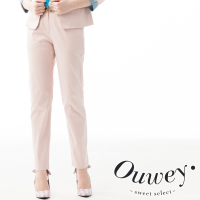OUWEY歐薇-少女時代套裝長褲-共2色