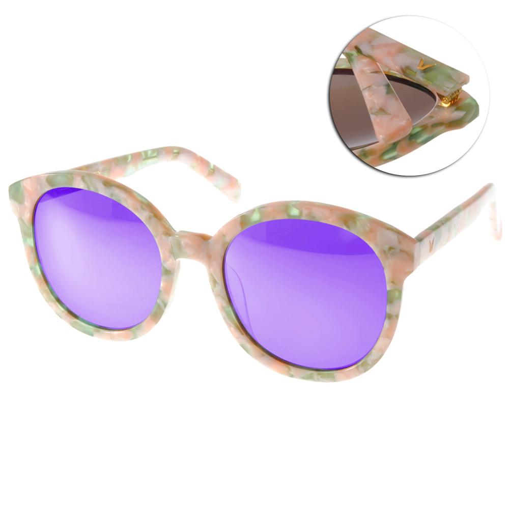 7b41be80a846 GENTLE MONSTER太陽眼鏡時尚大框 碎花 ROMAN HOLIDAY GPD1