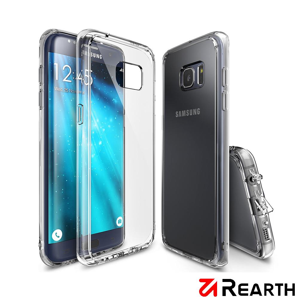 Rearth 三星 Galaxy S7 Edge Fusion 高質感保護殼(透明)
