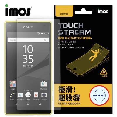 iMOS Sony Xperia Z5 Compact 電競 霧面 螢幕 保護貼