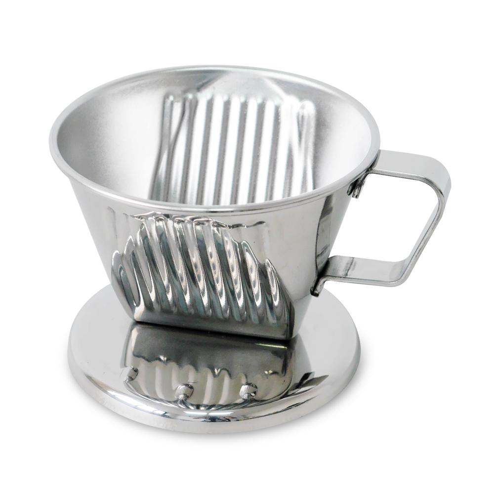 日本寶馬2~4杯滴漏式不鏽鋼咖啡濾器 TA-S-102-ST