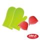 闔樂泰 矽膠防滑隔熱手套(防燙手套/止滑手套/廚房手套) product thumbnail 2